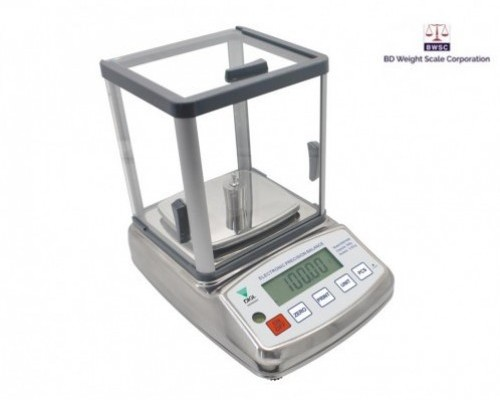 DS670SS Precision Balance 0.001g to 300g - Bangladesh
